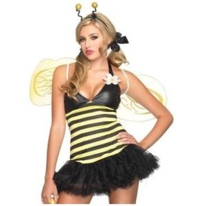 🆕️💛🖤🐝LEG AVENUE DAISY BEE COSTUME